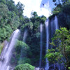 Air Terjun Sekumpul, Seven Points Waterfall
