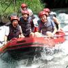 Rafting Di Sungai Melangit