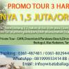 Promo Paket 3 Hari 2 Malam Bali Special From Ibis and Champlung Mas Legian