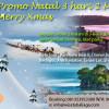 Promo Wisata Natal 3 Hari 2 Malam Bali Happy Xmas