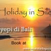 Paket Wisata Bali 4 Hari 3 Malam Spesial Nyepi 2014