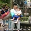 Rafting Sungai Ayung, Ubud Tour dan Balinese Spa