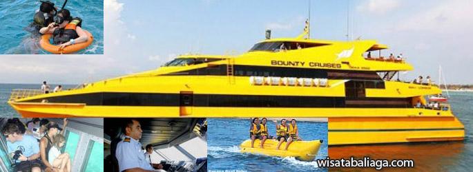 Paket Bounty Day Cruises