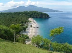 Pantai Prasi atau Virgin Beach Bali