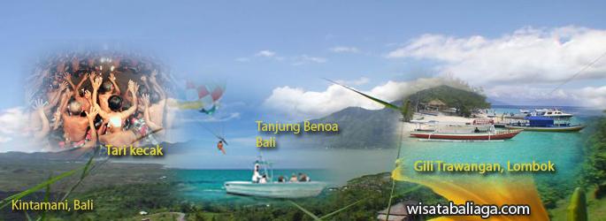 Paket Wisata 4 Hari 3 Malam Bali Lombok
