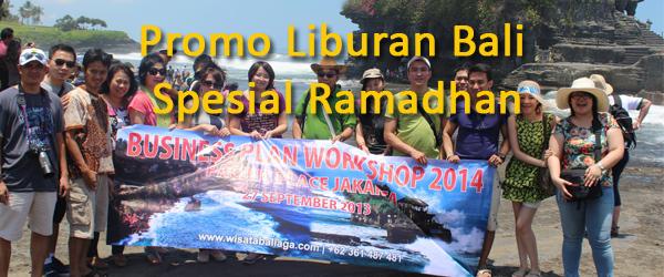 Promo Paket Liburan Ramadhan Juni 2015 di Bali