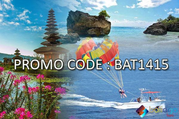 Promo Paket Wisata Bali Free Voucher Waterspot