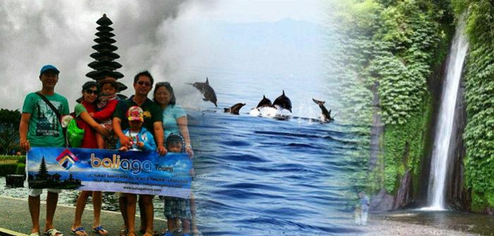 Singaraja Lovina Dophin Air Panas dan Air Terjun Tour
