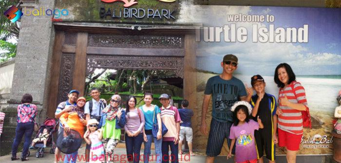 Paket Tour Keluarga 3 Hari 2 Malam Bali Fun Family
