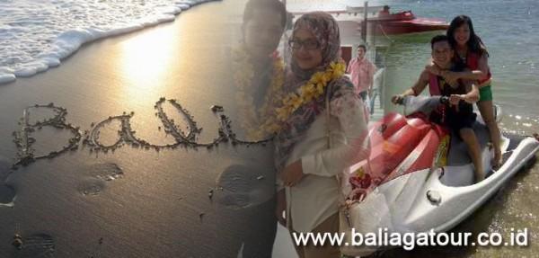 Paket Bulan Madu Bali 2 Hari 1 Malam Exclusive Honeymoon