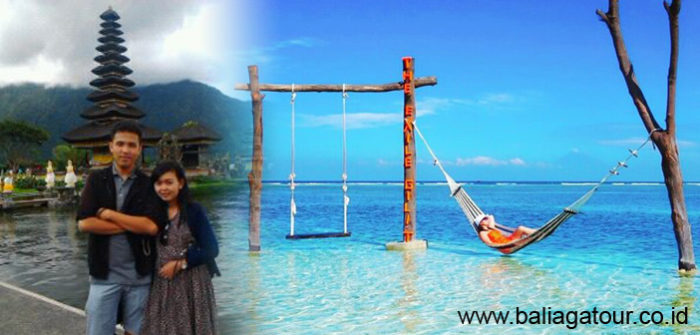 Paket Bulan Madu Bali Lombok 3 Hari 2 Malam Paradise Island