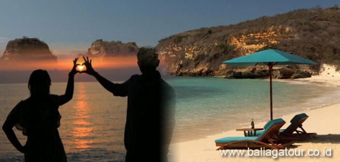 Paket Bulan Madu Bali Lombok 4 Hari 3 Malam Exotic Island