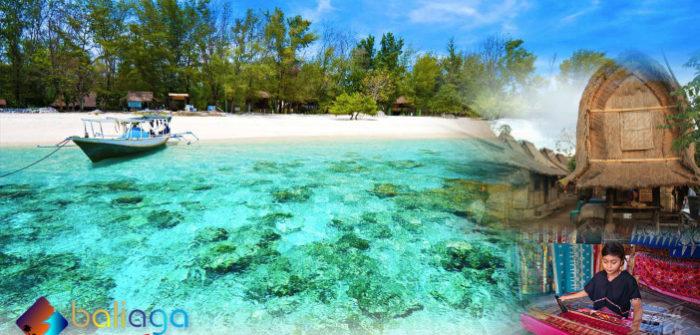 Paket Wisata Lombok 2 Hari 1 Malam