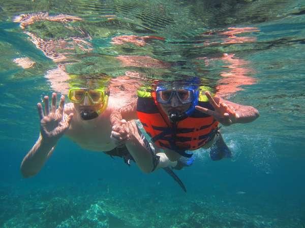 paket snorkeling di pulau menjangan