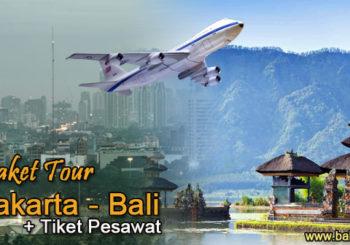 Paket Tour Dari Jakarta ke Bali