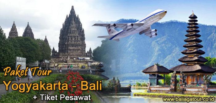 Paket Wisata Jogja Bali