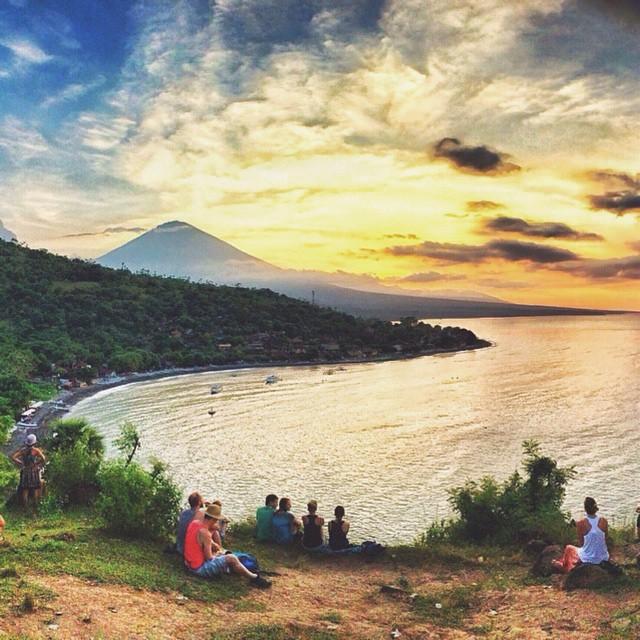 Obyek Wisata Pantai Amed Pesona Di Bali Timur