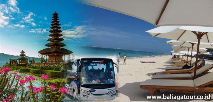 Paket tour overland surabaya bali